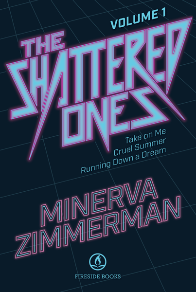 Shattered Ones cover